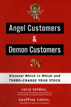 Angel Customers & Demon Customers Cover Image